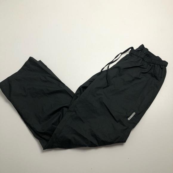 MEC Black Rain Pants Mens Large Splashpants